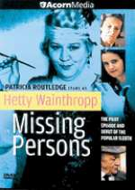 Hetty Wainthropp Investigates: Pilot: Missing Persons