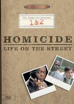 Homicide: Life on the Street: Season One and Two
