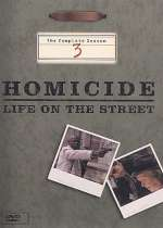 Homicide: Life on the Street: Season Three