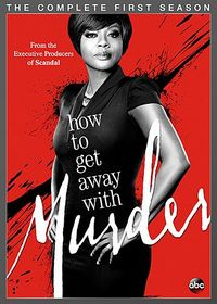 How To Get Away With Murder Season One