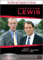 Inspector Lewis (A Mystery on TV Series)