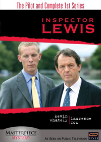 Inspector Lewis Season One (Pilot and Series One)