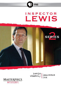 Inspector Lewis Season Two (Series Two and Series Three: 3 episodes)