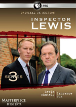 Inspector Lewis: Series Three, a Mystery TV Series