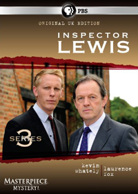 Inspector Lewis Season Three (Series Three: 1 episode and Series Four)