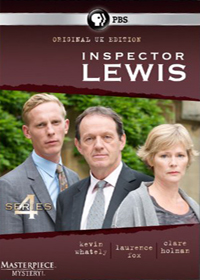 Inspector Lewis Season Four (Series Five)