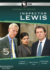 Inspector Lewis Season Five (Series Six)