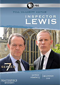 Inspector Lewis Season Seven (Series Eight)