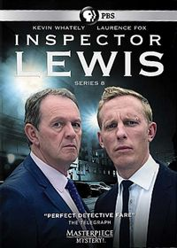 Inspector Lewis Season Eight (Series Nine)