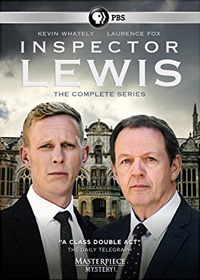 Inspector Lewis The Complete Series