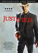 Justified: Season One, a Mystery TV Series