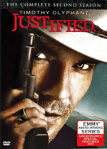 Justified: Season Two, a Telemystery Crime Series