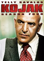Kojak: Season Four, a Telemystery Crime Series