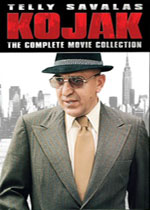 Kojak: The Complete Movie Collection, a Telemystery Crime Series