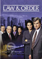 Law & Order: Season Nine, a Telemystery Crime Series