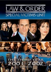 Law & Order: Special Victims Unit Season Three