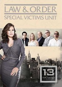 Law & Order: Special Victims Unit Season Thirteen