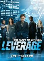 Leverage: Season One, a Mystery TV Series