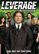Leverage: Season Three, a Mystery TV Series