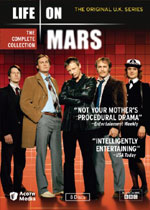 Life on Mars (UK): The Complete Collection, a Mystery TV Series