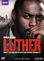 Luther: Series One, a Mystery TV Series