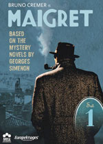 Maigret (France): Set One, a Telemystery Crime Series