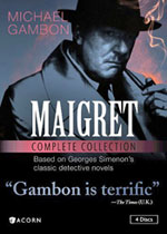 Maigret (UK): The Complete Collection