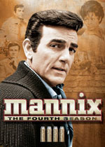 Mannix: Season Four, a Mystery TV Series