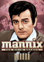 Mannix: Season Six, a Telemystery Crime Series