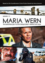 Maria Wern: Episodes 1-3, a Telemystery Crime Series
