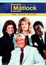 Matlock: Season Three, a Mystery TV Series