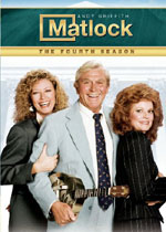 Matlock: Season Four, a Mystery TV Series