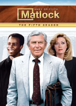 Matlock: Season Five, a Mystery TV Series