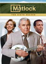 Matlock: Season Six, a Mystery TV Series