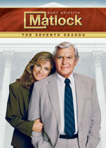 Matlock: Season Seven, a Telemystery Crime Series