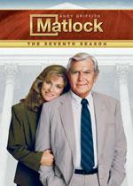 Matlock: Season Seven, a Telemystery Crime Series