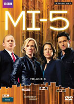 MI-5 (Spooks): Volume Eight, a Mystery TV Series