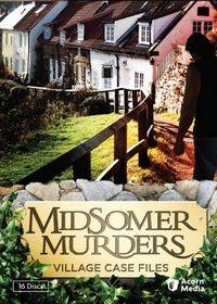 Midsomer Murders Village Case Files