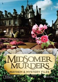 Midsomer Murders Mayhem & Mystery Files
