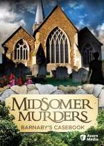 Midsomer Murders: Barnaby's Casebook (DVD cover)