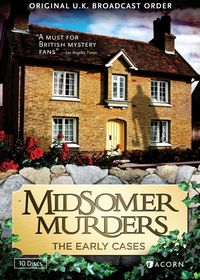 Midsomer Murders The Early Cases Collection