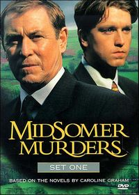 Midsomer Murders Set One