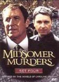 Midsomer Murders Set Four