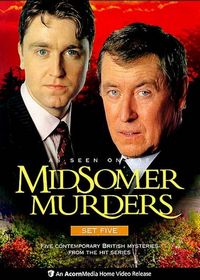 Midsomer Murders Set Five