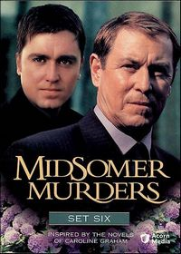 Midsomer Murders Set Six
