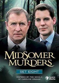 Midsomer Murders Set Eight