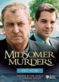 Midsomer Murders Set Nine