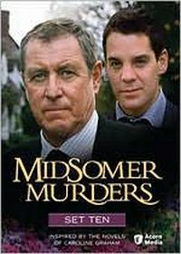 Midsomer Murders Set Ten