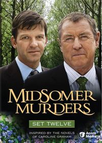 Midsomer Murders Set Twelve