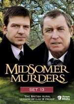 Midsomer Murders: Set Thirteen, a Mystery TV Series
